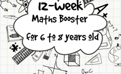 12-week Maths Booster Workshop
